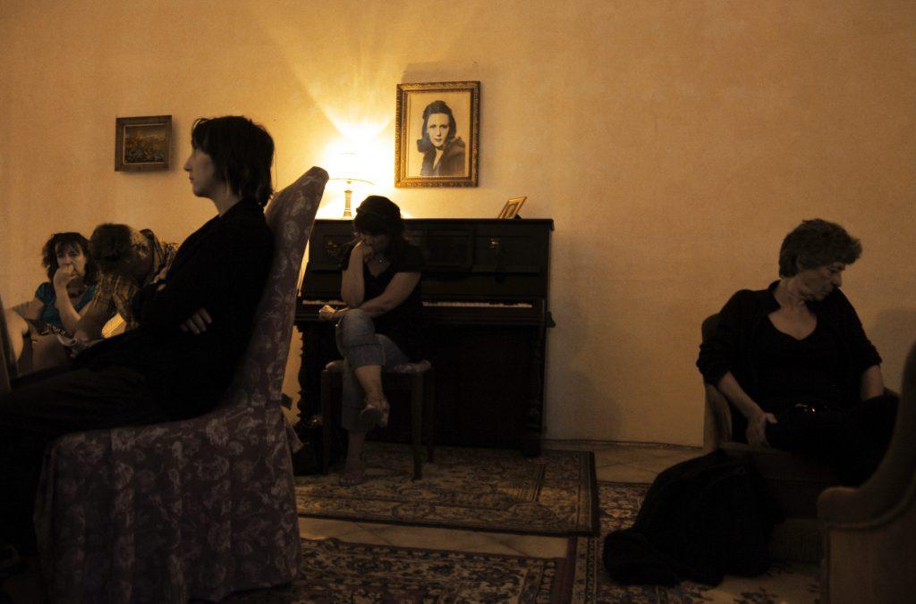 Marc Calas - La Claustra - Festival Voix de la Méditerranée 2011